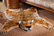 "Decorative rug ""Tiger"""
