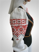 Belarussian Traditional Women's Clothing