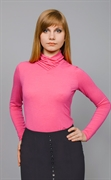 Women's Polo Neck Jumper К-3608