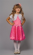 Girls' Bolero/Blouse/Skirt D-2091/D-2153/D-2154
