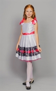 Girls' Dress D-2083
