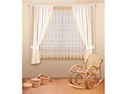 Window Panel Curtain Set 2238