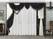 Window Panel Curtain Set 2838