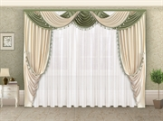 Window Curtain Set 2814