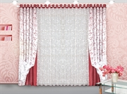 Window Panel Curtain Set 2764