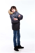 Boys' Winter Jacket P2493О