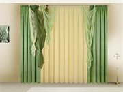 Window Curtain Set 2589