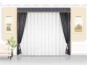 Window Curtain Set 2725