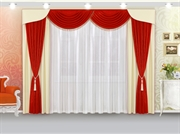 Window Curtain Set 2791