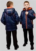 Пошив на заказ Модель: 3306И  Куртка утепленная для мальчика (деми)