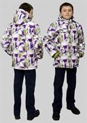 Пошив на заказ Модель: 3405И Куртка зимняя  на меховой подстежке для мальчика