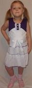 Платье для девочки дошкольного возраста