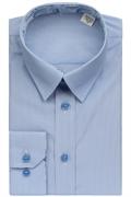 Рубашка для мальчиков старшего школьного возраста Модель 4320-2014