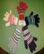 Перчатки женские одинарные AXC.